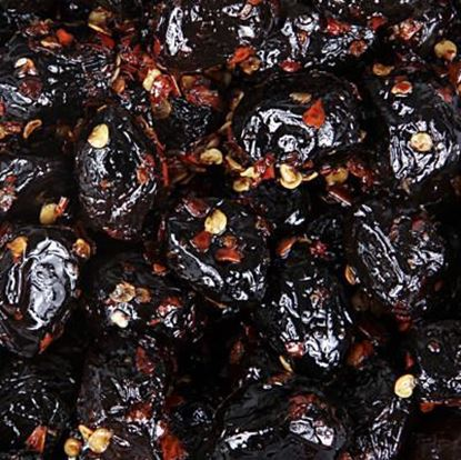תמונה של זית מרוקאי פיקנטי - 100 גרם
