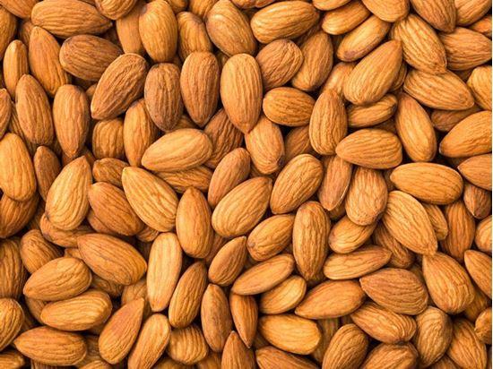 תמונה של שקד ישראלי מתוק טבעי - 100 גרם