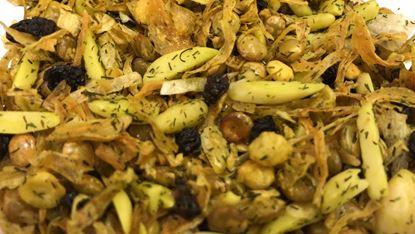 תמונה של תיבול לאורז עם צנובר - 100 גרם