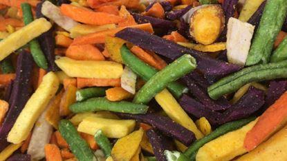 תמונה של ירקות קלויים - 100 גרם