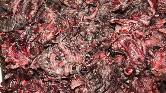 תמונה של היביסקוס פרי יבש - 100 גרם